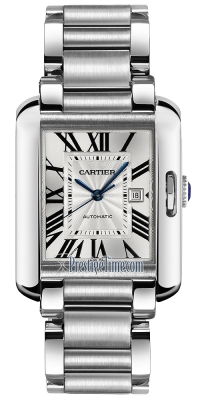 Cartier Tank Anglaise Medium Automatic W5310009