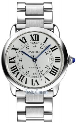 Cartier Ronde Solo Automatic 42mm W6701011