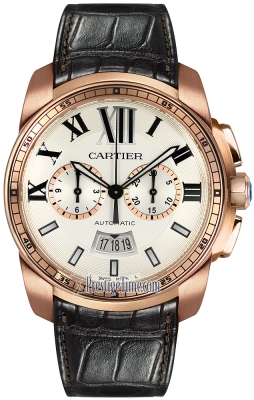 Cartier Calibre de Cartier Chronograph W7100044