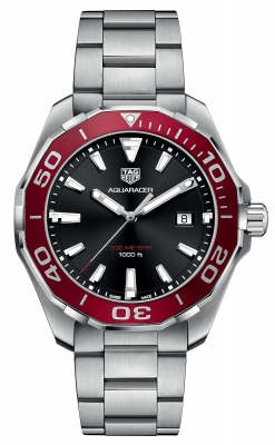 Tag Heuer Aquaracer Quartz 43mm WAY101B.BA0746