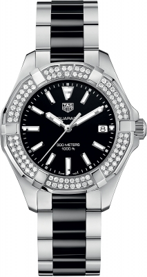 Tag Heuer Aquaracer Quartz Ladies 35mm way131e.ba0913