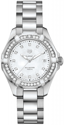 Tag Heuer Aquaracer Quartz Ladies 35mm wbd131c.ba0748