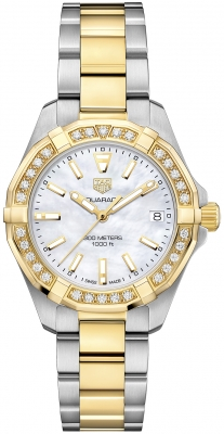 Tag Heuer Aquaracer Quartz Ladies 32mm wbd1321.bb0320