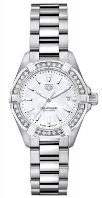 Tag Heuer Aquaracer Quartz Ladies 27mm wbd1413.ba0741