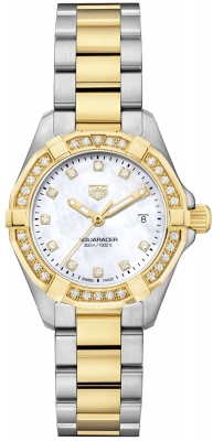Tag Heuer Aquaracer Quartz Ladies 27mm wbd1423.bb0321