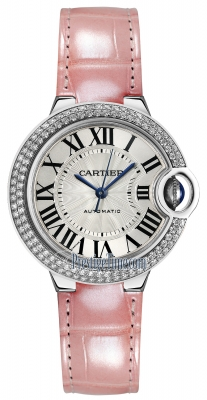 Cartier Ballon Bleu 33mm we902067