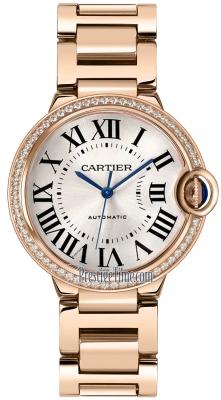 Cartier Ballon Bleu 36mm wjbb0037