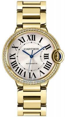 Cartier Ballon Bleu 36mm wjbb0043