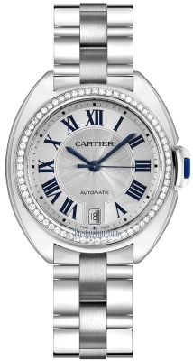 Cartier Cle De Cartier Automatic 35mm WJCL0007