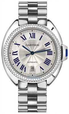 Cartier Cle De Cartier Automatic 40mm WJCL0008
