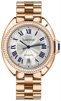 Cartier Cle De Cartier Automatic 40mm WJCL0009