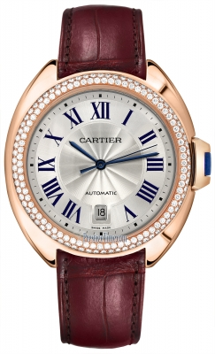 Cartier Cle De Cartier Automatic 40mm WJCL0012