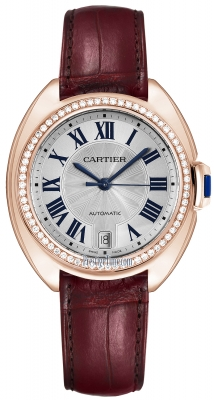 Cartier Cle De Cartier Automatic 35mm WJCL0013