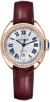 Cartier Cle De Cartier Automatic 31mm wjcl0016