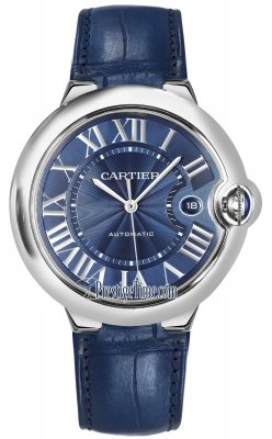 Cartier Ballon Bleu 42mm wsbb0025