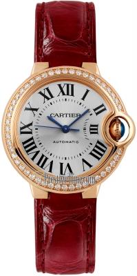 Cartier Ballon Bleu 33mm wjbb0033