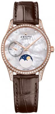 Zenith Elite Ultra Thin Lady Moonphase 33mm 22.2312.692/81.c713