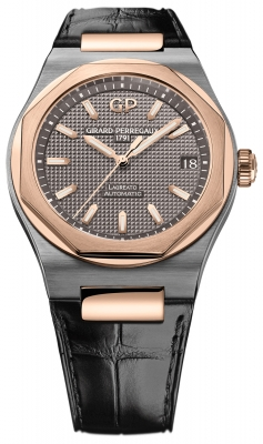 Girard Perregaux Laureato Automatic 42mm 81010-26-232-bb6a