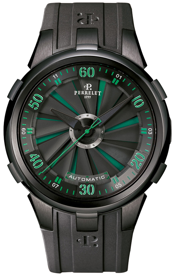 a1051 3 perrelet turbine 50mm mens
