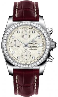 Breitling Chronomat 38 a1331053/a776/720p