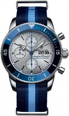Breitling Superocean Heritage II Chronograph 44 a133131a1g1w1