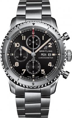 Breitling Aviator 8 Chronograph 43 a13316101b1a1