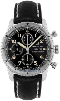Breitling Aviator 8 Chronograph 43 a13316101b1x2