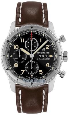Breitling Aviator 8 Chronograph 43 a13316101b1x3