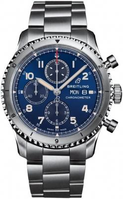 Breitling Aviator 8 Chronograph 43 a13316101c1a1