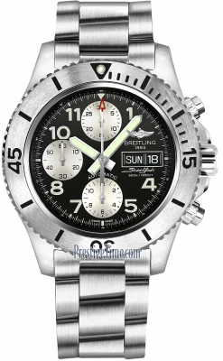 Breitling Superocean Chronograph Steelfish 44 a13341c3/bd19-ss