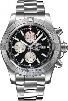 Breitling Super Avenger II a1337111/bc29-ss