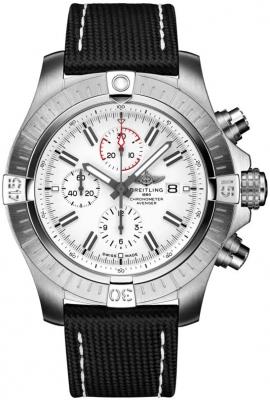 Breitling Super Avenger Chronograph 48 a133751a1a1x1