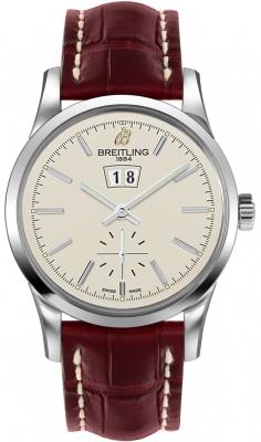 Breitling Transocean 38 a1631012/g781/720p