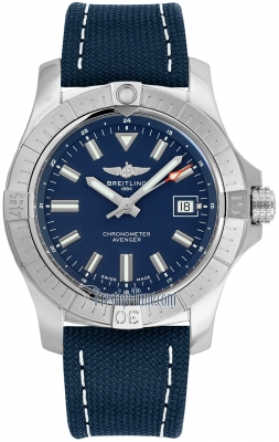 Breitling Avenger Automatic 43 a17318101c1x2
