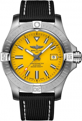 Breitling Avenger Automatic 45 Seawolf a17319101I1x1