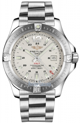 Breitling Colt Automatic 44mm a1738811/g791-ss