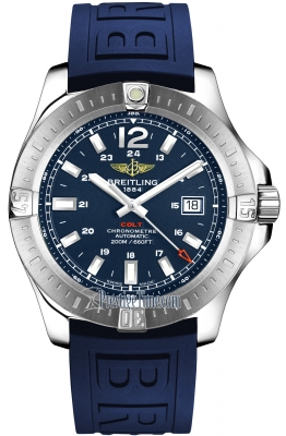 Breitling Colt Automatic 44mm a1738811/c906/157s