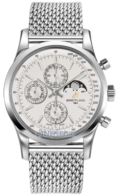 Breitling Transocean Chronograph 1461 a1931012/g750-ss