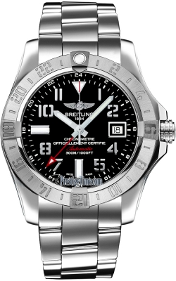 Breitling Avenger II GMT a3239011/bc34-ss3
