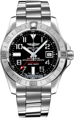 Breitling Avenger II GMT a32390111b2a1