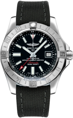 Breitling Avenger II GMT a3239011/bc35/109w