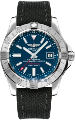 Breitling Avenger II GMT a32390111c1w1