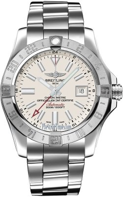 Breitling Avenger II GMT a3239011/g778-ss3