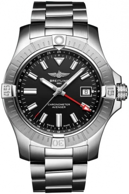 Breitling Avenger Automatic GMT 43 a32397101b1a1