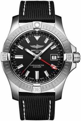 Breitling Avenger Automatic GMT 43 a32397101b1x2