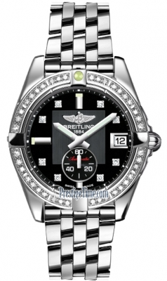 Breitling Galactic 36 Automatic a3733053/bd02-ss
