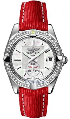 Breitling Galactic 36 Automatic a3733053/a716-6lts