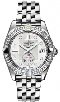 Breitling Galactic 36 Automatic a3733053/a717-ss