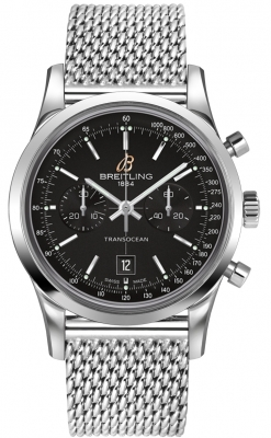 Breitling Transocean Chronograph 38mm a4131012/bc06/171a