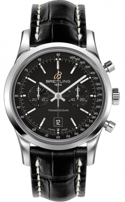 Breitling Transocean Chronograph 38mm a4131012/bc06/728p